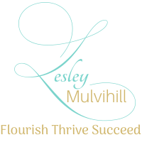 Lesley Mulvihill Positively Powered Logo